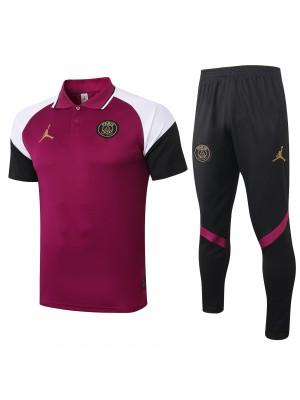 Polo+Pantalones Jordan X PSG 2020/2021