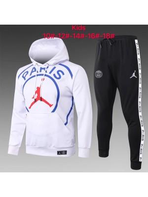 Sudadera + Pantalones Jordan X PSG 2020-2021 Niños