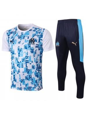 Camisas + Pantalones Olympique de Marseille 2020-2021