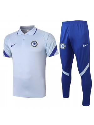 Polo + Pantalones Chelsea 2020-2021