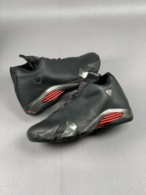 "Air Jordan 14 SE""Black Ferrari"""
