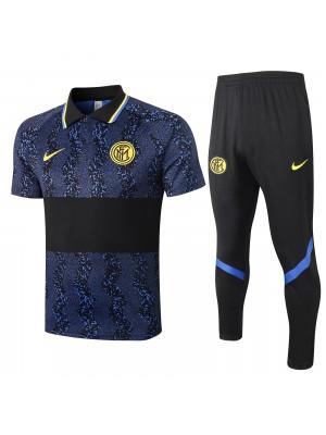 Polo + Pantalones Inter Milan 2020/2021