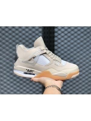 Off White X Air Jordan 4