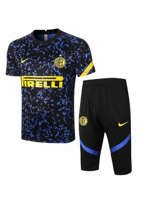 Camisetas + Shorts Inter de Milán 2020/2021