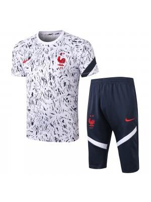 Camisas + Shorts Francia 2021