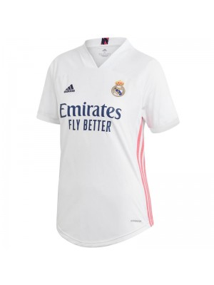 Camiseta Real Madrid Primera Equipacion 2020/2021 Mujer