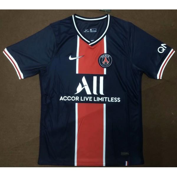 Camiseta Pairs Saint Germain Primera Equipacion 2020/2021