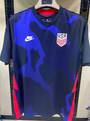 Camiseta de Estados Unidos 2a Equipacion 2021