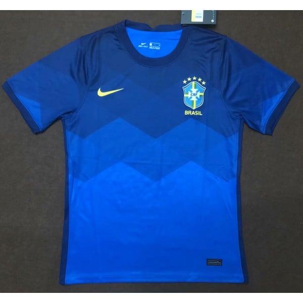 Camisas de Brasil Segunda equipación 2021