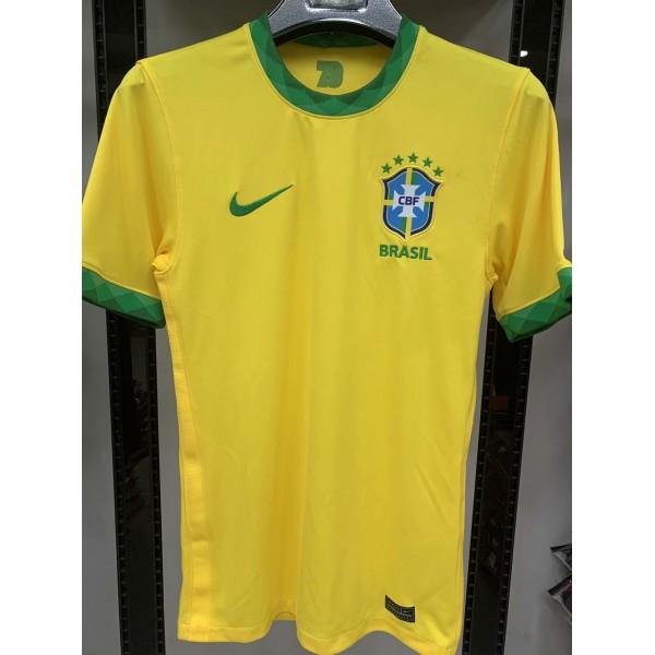 Camisas de Brasil 1a equipación 2021