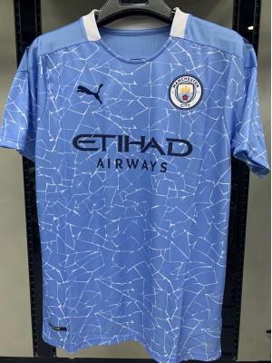 Camiseta Manchester City Primera Equipacion 2020/2021