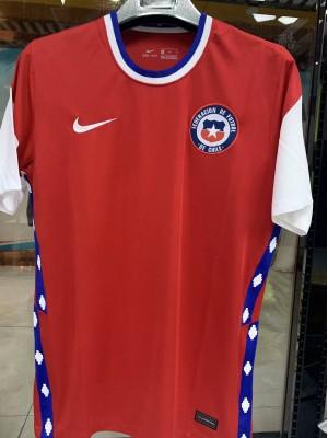 Camiseta De Chile 1a Equipacion 2020