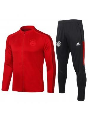 Chaqueta + Pantalones Bayern MunichSets 2020/2021 Rojo
