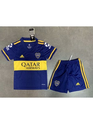 Camiseta Boca Juniors 1a Equipacion 2020/2021 niños