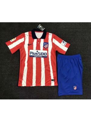 Camiseta Del Atlético de Madrid 2020/2021 Niños
