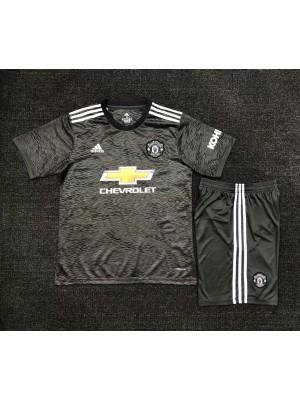 Camiseta De Manchester United 2a Eq 2020/2021 Niños