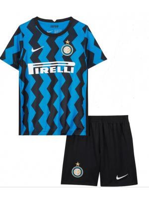 Camiseta Inter Milan 1a Equipacion 2020/2021 Niños