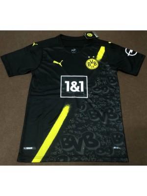 Camiseta Borussia Dortmund 2a Equipacion 2020/2021