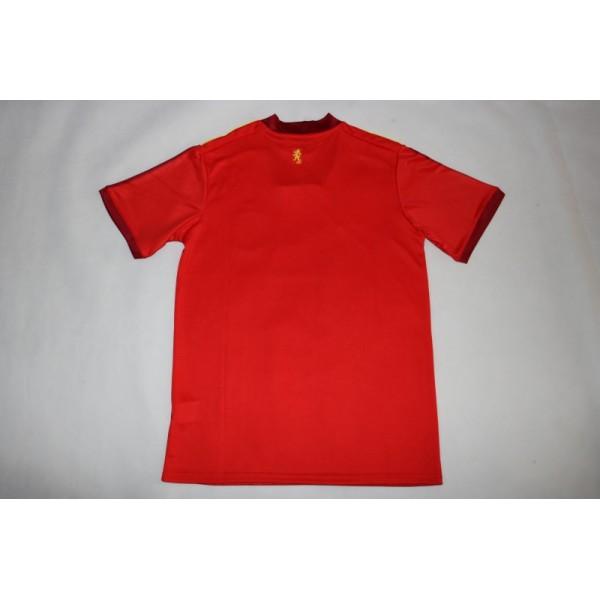 Camiseta De España 1a Equipacion 2020