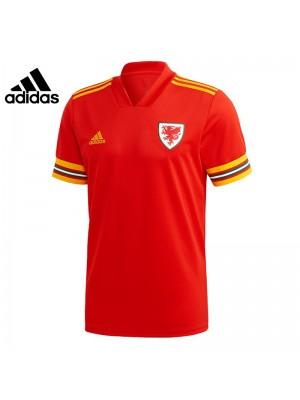 Camiseta De Gales 1a Equipacion 2020