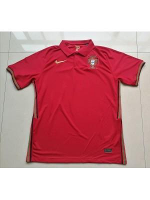 Camisas de Portugal 1a equipación 2020