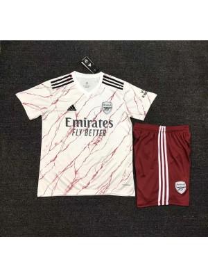 Camiseta Arsenal 2a Equipacion 2020-2021 Niños