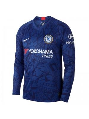 Camiseta De Chelsea 1a Equipacion 2019/2020 Manga larga