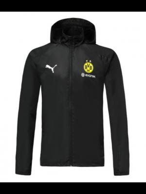 Cortavientos Borussia Dortmund 2019-2020 Negro