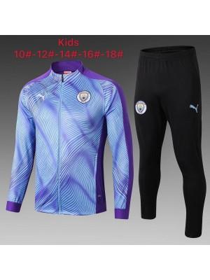 Chaqueta + Pantalones Manchester City 2019/2020 Niños