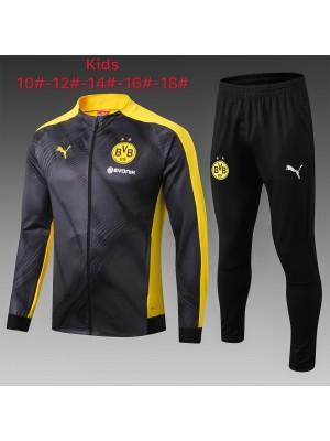 Chaqueta + Pantalones Borussia Dortmund 2019-2020 Niños