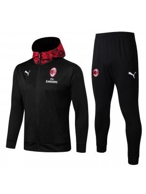 Sudadera con capucha + Pantalones AC Milan 2019/2020