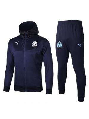 Chaqueta con capucha + Pantalones Olympique de Marseille 2019-2020