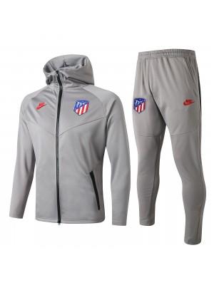 Chaqueta con capucha + Pantalones Atlético de Madrid 2019-2020
