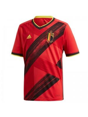 Camisas De Bélgica 1a Equipacion 2020