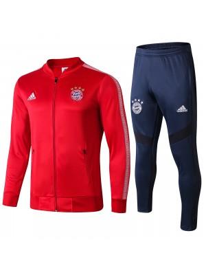 Chaqueta + Pantalones Bayern MunichSets 2019/2020 Rojo