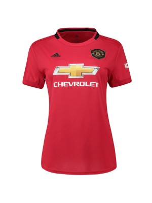 Camiseta Manchester United Primera Equipacion 2019/2020 Mujer