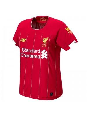 Camiseta Liverpool Primera Equipacion 2019/2020 Mujer