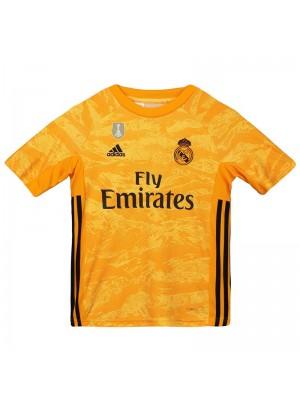 Camiseta Real Madrid Portero 2019/2020 niños