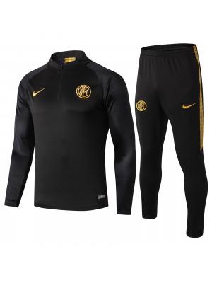 Chándal negro Inter de Milán 2019/2020