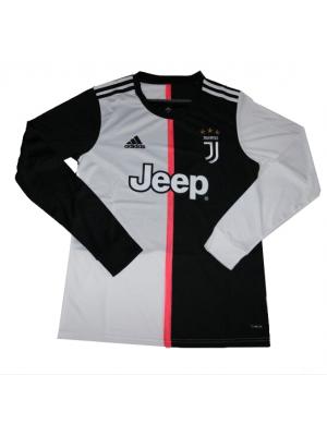 Camiseta De Juventus 1a Equipacion 2019-2020 ML