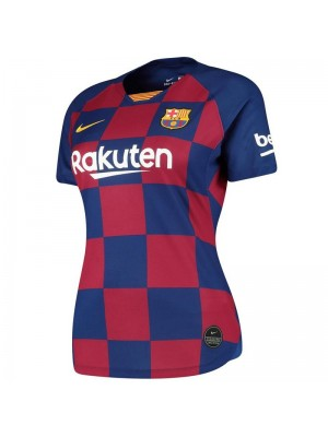 Camiseta Barcelona 1a Equipacion 2019/2020 Mujer