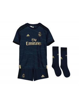 Camiseta Real Madrid 2a Equipacion 2019/2020 Niño