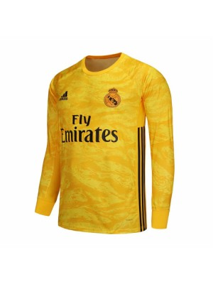 Camiseta de portero del Real Madrid 2019/2020 ML