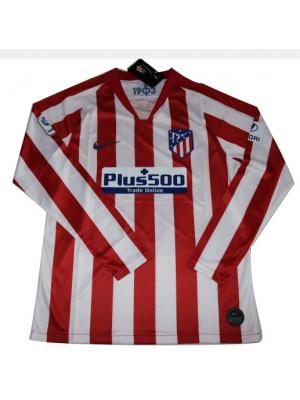 Camiseta Atletico Madrid Primera Equipacion 2019/2020 ML