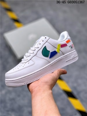 "Off White x Nike Air Force 1 ""Mca"""