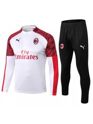 Chándales AC Milan Blanco 2019/2020