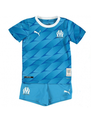 Camiseta Olympique de Marseille 2a Eq 2019-2020 Niño