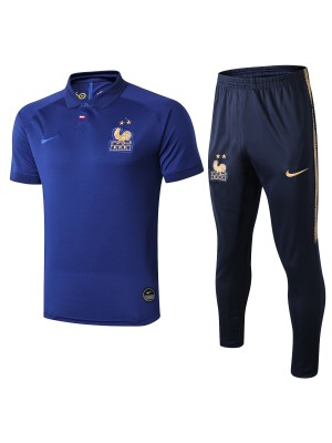 Polo + Pantalones Francia 2019