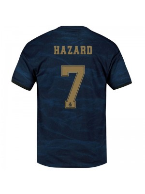 Camiseta Real Madrid 2a Equipacion 2019/2020 Hazard 7