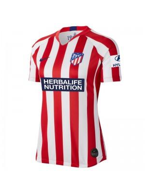 Camiseta Atletico Madrid 1a Equipacion 2019/2020 Mujer